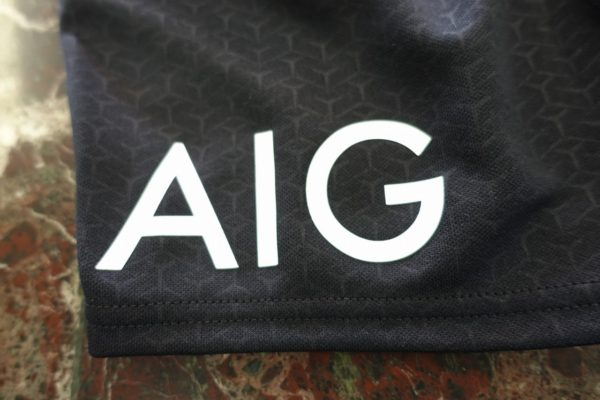 ニュージーランド オールブラックス AIG ユニフォーム