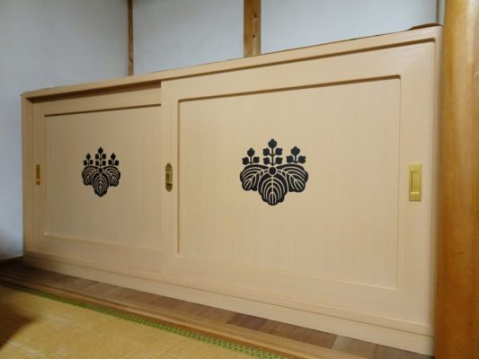 桐箪笥が大好きな社長ブログ これなんだか知ってますか?なんでしょう。