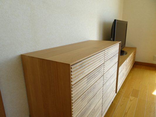 カリモク品番 テレビボード QT6017MS-A キャビネット QT3515S000 センターテーブル TU4470S000