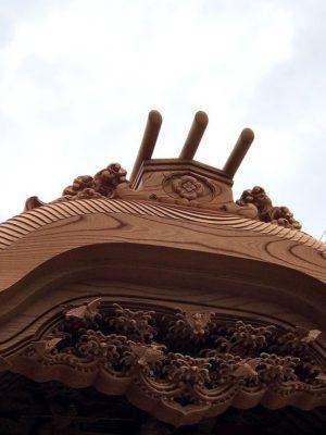 こだわりの桐箪笥の社長ブログ 2018年岸和田 春木地区春木旭町のだんじり祭りも無事に終わりました。