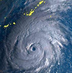 桐たんすの社長ブログ 台風24号全国各地に大変な被害を及ぼしました。