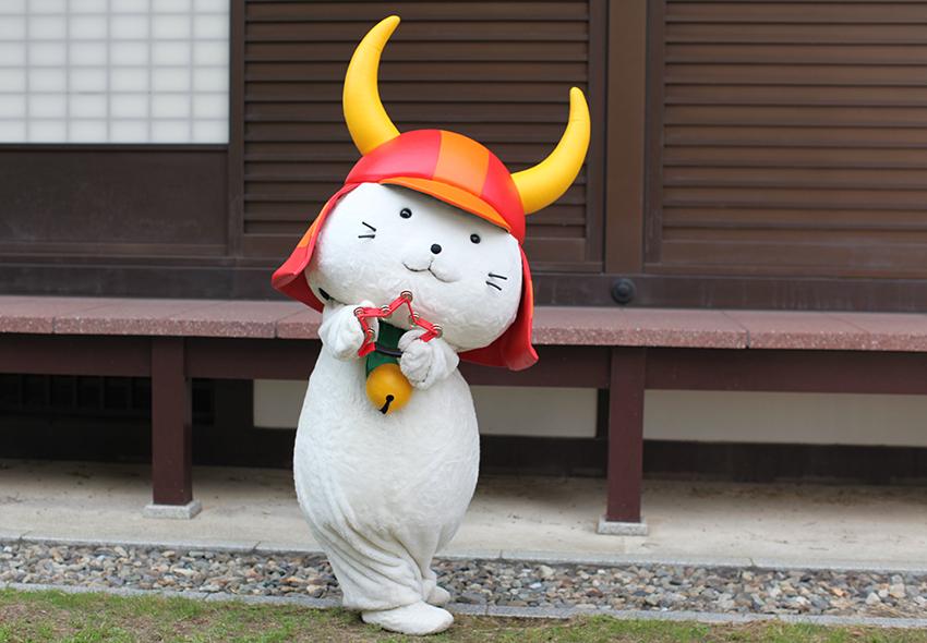 こだわりの桐箪笥の社長ブログ 今日4月13日は、ひこにゃんの誕生日です。